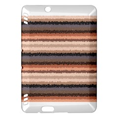 Horizontal Native American Curly Stripes - 4 Kindle Fire HDX Hardshell Case