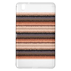 Horizontal Native American Curly Stripes - 4 Samsung Galaxy Tab Pro 8.4 Hardshell Case
