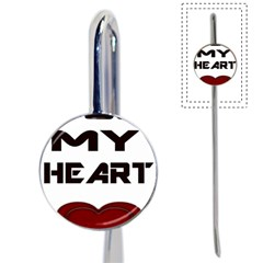 You My Heart Bookmark