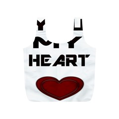 You My Heart Reusable Bag (s)