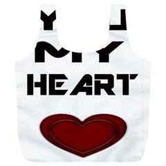 You My Heart Reusable Bag (XL)