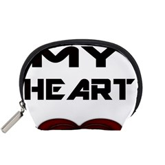 You My Heart Accessory Pouch (Small)