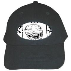 Art 6 Black Baseball Cap