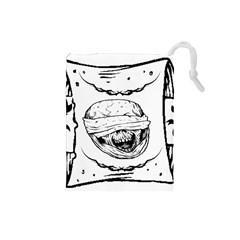Art 6 Drawstring Pouch (Small)