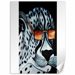 Cool Cat Canvas 36  x 48  (Unframed)