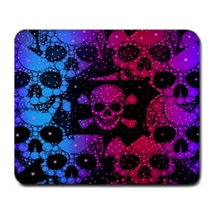 Skull&bones Pop Large Mouse Pad (rectangle)