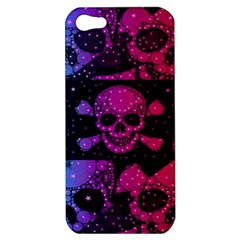 Skull&bones Pop Apple Iphone 5 Hardshell Case