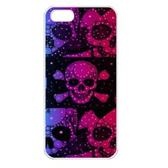 Skull&bones Pop Apple Iphone 5 Seamless Case (white)