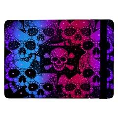 Skull&Bones Pop Samsung Galaxy Tab Pro 12.2  Flip Case