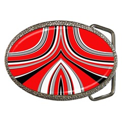 Fantasy Belt Buckle (Oval)