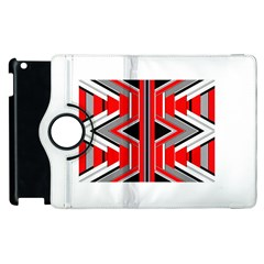 Fantasy Apple iPad 2 Flip 360 Case