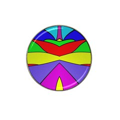 Abstract Golf Ball Marker 10 Pack (for Hat Clip)