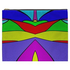 Abstract Cosmetic Bag (xxxl)