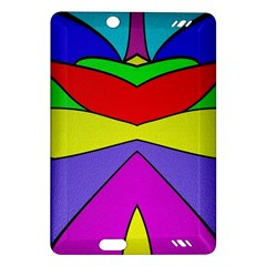 Abstract Kindle Fire HD (2013) Hardshell Case