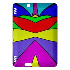 Abstract Kindle Fire HDX Hardshell Case