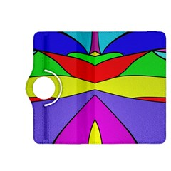 Abstract Kindle Fire Hdx 8 9  Flip 360 Case