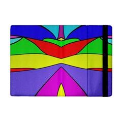 Abstract Apple iPad Mini 2 Flip Case