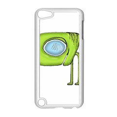 Funny Alien Monster Character Apple Ipod Touch 5 Case (white)
