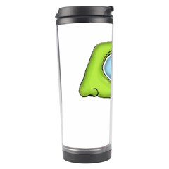 Funny Alien Monster Character Travel Tumbler