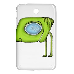 Funny Alien Monster Character Samsung Galaxy Tab 3 (7 ) P3200 Hardshell Case