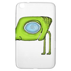 Funny Alien Monster Character Samsung Galaxy Tab 3 (8 ) T3100 Hardshell Case