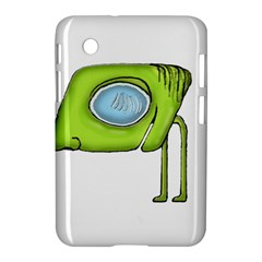 Funny Alien Monster Character Samsung Galaxy Tab 2 (7 ) P3100 Hardshell Case
