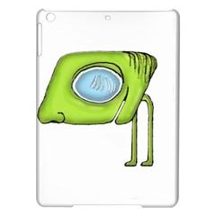 Funny Alien Monster Character Apple iPad Air Hardshell Case