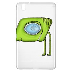 Funny Alien Monster Character Samsung Galaxy Tab Pro 8.4 Hardshell Case