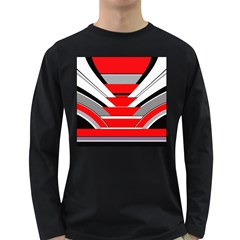 Fantasy Men s Long Sleeve T Shirt (dark Colored)