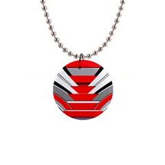 Fantasy Button Necklace