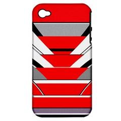 Fantasy Apple Iphone 4/4s Hardshell Case (pc+silicone)