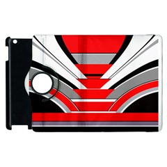 Fantasy Apple iPad 3/4 Flip 360 Case