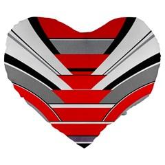 Fantasy 19  Premium Heart Shape Cushion