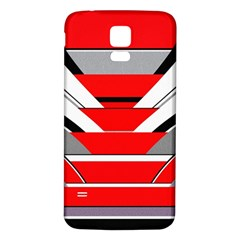 Fantasy Samsung Galaxy S5 Back Case (white)
