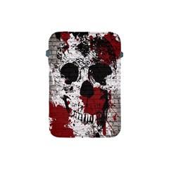 Skull Grunge Graffiti  Apple Ipad Mini Protective Sleeve