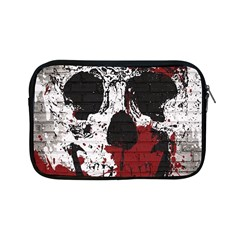 Skull Grunge Graffiti  Apple Ipad Mini Zippered Sleeve