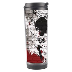 Skull Grunge Graffiti  Travel Tumbler