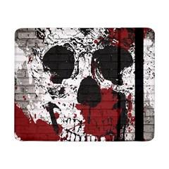 Skull Grunge Graffiti  Samsung Galaxy Tab Pro 8.4  Flip Case