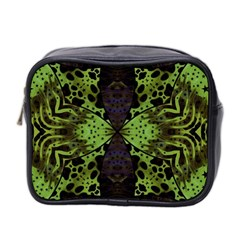 Jungle Fever Mix Mini Travel Toiletry Bag (two Sides)