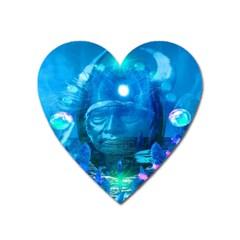 Magician  Magnet (heart)