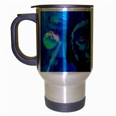 Magician  Travel Mug (silver Gray)