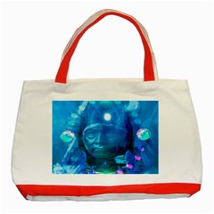 Magician  Classic Tote Bag (Red)