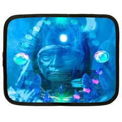 Magician  Netbook Sleeve (large)