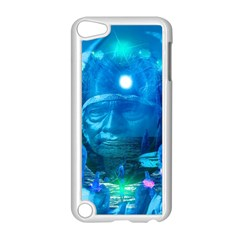 Magician  Apple Ipod Touch 5 Case (white)