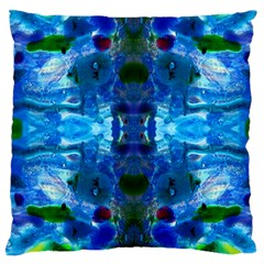 Dreams By Saprillika Large Cushion Case (two Sided)
