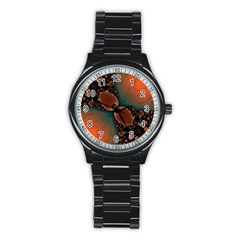 Elegant Delight Sport Metal Watch (black)