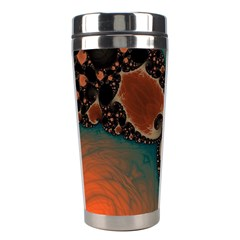 Elegant Delight Stainless Steel Travel Tumbler