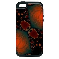 Elegant Delight  Apple Iphone 5 Hardshell Case (pc+silicone)