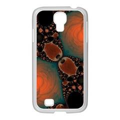 Elegant Delight  Samsung GALAXY S4 I9500/ I9505 Case (White)