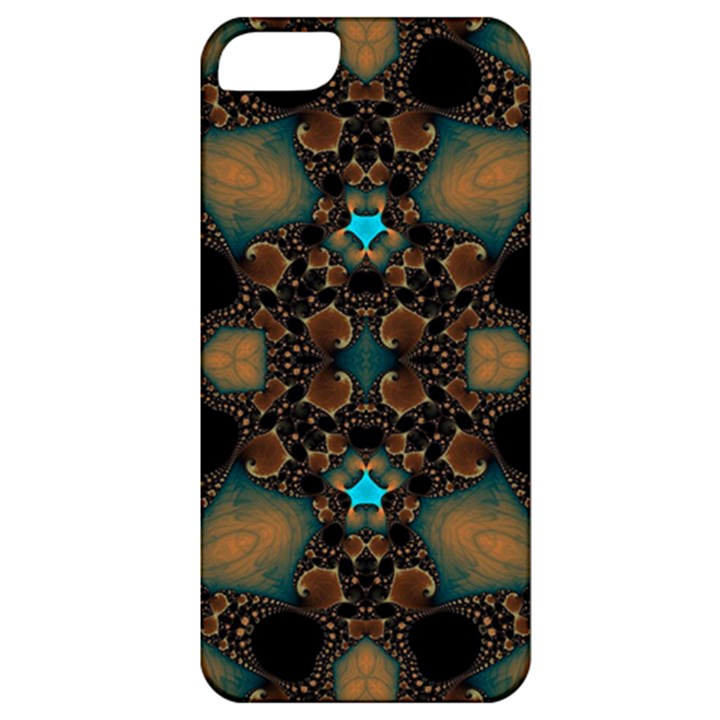 Elegant Caramel  Apple iPhone 5 Classic Hardshell Case